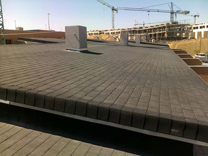 montaje de cubiertas para tejados en madrid