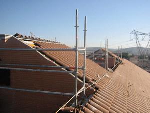 instalación tejados madrid
